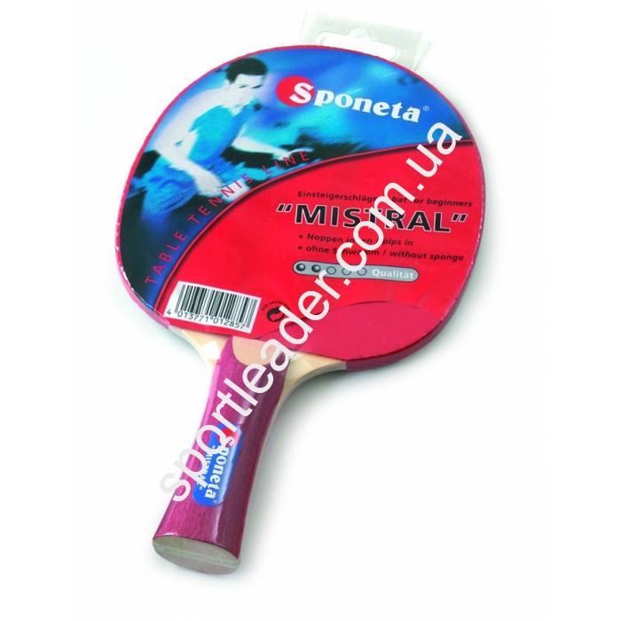 Теннисная ракетка Sponeta Mistral купить недорого. Украина ... b58417bcdc7e7